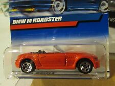 Hot Wheels BMW M Roadster Red