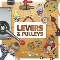 Levers and Pulleys (Making Things Work) by Brinded,Alex, NEW Book, FREE & Fast D