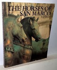 THE HORSES OF SAN MARCO Venice  Olivetti  1979