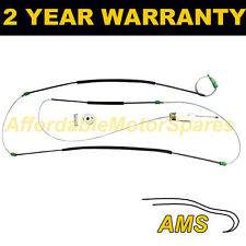FOR BMW 3 SERIES COUPE E46 1999-06 FRONT LEFT WINDOW REGULATOR REPAIR KIT WRK21