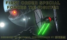 Lego Cavegod UCS First Order Special Forces Tie Fighter - Instructions