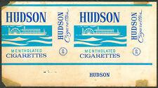 Philippine HUDSON Cigarette Label