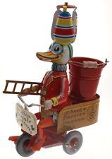 Wilesco 10280 Blechspielzeug Feuerwehr - Ente