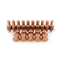 10pcs Plasma Cutting Torch 1.2mm Nozzle 0408-2262 for SAF/& Miller PLAZCUT