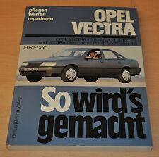 OPEL Vectra ab 1988 1,4 1,6 1,8 2,0 1,7 Benzin Diesel Reparaturanleitung SWG 66