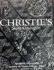 CHRISTIES  LONDON AESTHETIC MOVEMENT 9/12/02 -P
