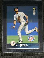 1997 Upper Deck Baseball DEREK JETER #180 New York Yankees MINT