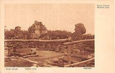 Indonesia postcard Central Java Hindu Temple Tjandi Sewooe Midden Java
