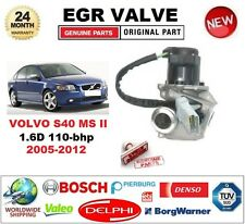 FOR VOLVO S40 MS II 1.6 D 110-bhp 2005-2012 Electric EGR VALVE 5PIN with CABLE