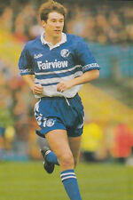 Football Photo>KENNY CUNNINGHAM Millwall 1992-93