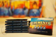 10 packs (33 leaves per pack) Elements Rolling Paper 1 1/2 Free U.S. Shipping!