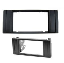 CD RADIO DOUBLE DIN FACIA FASCIA SURROUND DFP-06-00 FITS BMW 5 SERIES E39 96-03