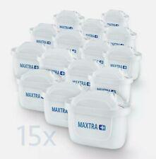 15 pezzi BRITA MAXTRA Plus + Filtro Acqua Cartuccia originale
