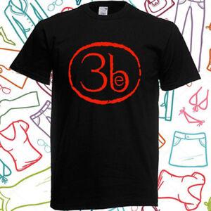 Third Eye Blind Logo Men's Black T-Shirt Size S to 3XL
