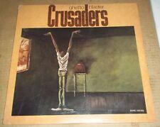 CRUSADERS - Ghetto Blaster - MCA-5429 SEALED