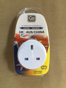 Travel Plug for Australia/China