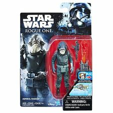 """Hasbro Star Wars Rogue One 3.75"""" ADMIRAL RADDUS Figure WAVE 4 NEW IN STOCK USA"""