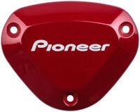 Pioneer Power Meter Color Cap: Metallic Red
