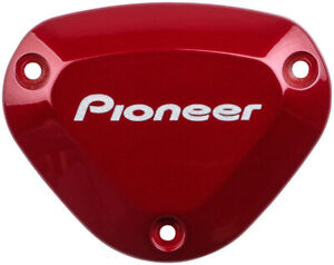 Pioneer Power Meter Color Cap: Metallic Red