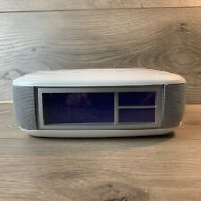 Memorex cd clock radio with dual alarm W/nature Sounds.