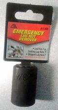 "CTA EMERGENCY LUG NUT REMOVER A146 - FITS 3/4"" DIAMETER LUG NUTS"