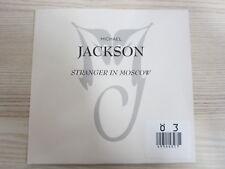 CD / MICHAEL JACKSON--STRANGER IN MOSCOW   / PROMO / MUSTER / RARITÄT /