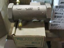 "TACO 2"" Threaded ACCU-FLO Balancing Valve ACUF-200-AT-1"