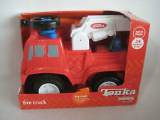 Playskool Tonka Fire Truck Toddler Activity Skill Building Toy New In Box