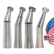 New Listingdental Low Speed Led Contra Angle Handpiece Push Interexter Water Fit Nsk