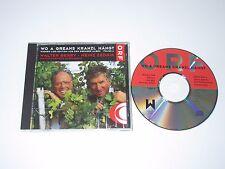 CD/ORF CD6/WO A GREANS KRANZL HÄNGT/BERRY/ZEDNIK/PHILHARMONIA SCHRAMMELN
