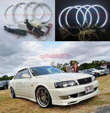 4PCS CCFL white 7000K Excellent Angel Eyes kit For Toyota Chaser 6TH 1996-2001