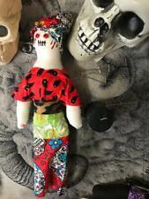 Wicca Priestess Evil Voodoo Doll Nola Haunted Active