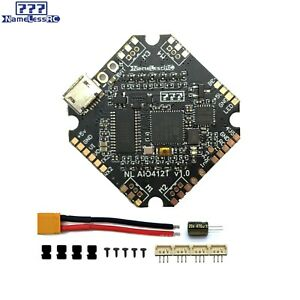 NameLessRC AIO412T Toothpick F4 AIO (JESC for RPM filter installed) (AU Stock)