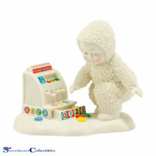 Department 56 Snowbabies 4045229 Ring Me Up Retired