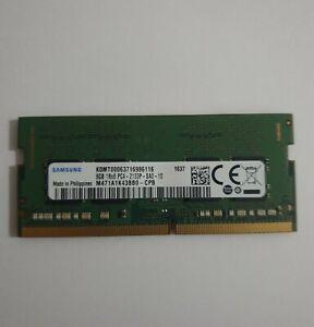Samsung 8GB 1x8GB DDR4 2133MHz 17000 PC4-2133P SODIMM RAM Memory 260 pin Laptop