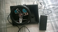 VINTAGE CBS Colecovision EXPANSION MODULE 2 Steering Wheel & Accelerator pedal