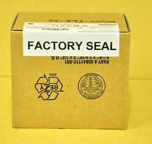 2019 New Sealed Allen Bradley 1768-M04SE A CompactLogix 4 Axis Sercos Interface
