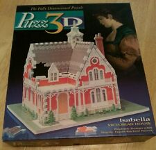 Puzz 3D: Isabella - Victorian House (225 Pcs) - 100% Complete!