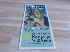 CLEMENTINE CELARIE - Flyer !!! Pas l'âme d'une dame !!!