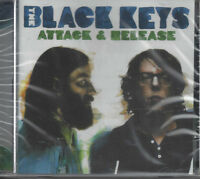 CD ♫ Compact disc **THE BLACK KEYS ♦ ATTACK & RELEASE** nuovo sigillato