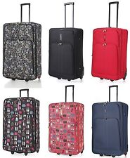 Synthetic 60-100L Lightweight Suitcases