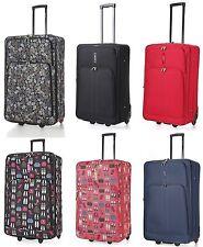 Soft Expandable Unisex Adult Over 100L Suitcases