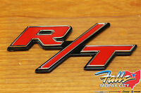 Dodge Jeep Chrysler Ram RT R/T Emblem Logo Decal Charger Challenger 300 Mopar