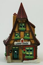 Vtg Dept 56 Kukuck Uhren Alpine Village Series Heritage Collection Cuckoo Clock