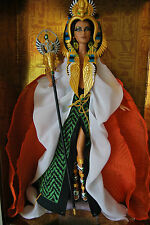BARBIE DOLL AS CLEOPATRA, MORE FANTASY DOLLS COLLECTION, R4550, 2010, NRFB