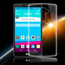 Ultra Slim Soft TPU Silicone Clear Transparent Back Case Cover Skin For LG G4