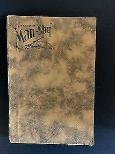 Man-Shy by F.D. Davison 1st edition