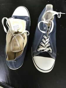 Converse Blue  Size 11