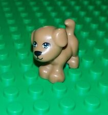 *NEW* Lego Dog Brown Pup Friends Animal Pet Park Settings  x 1 piece