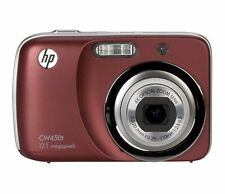 HP CW450T 12 MP Digital Camera with 4X Optical Zoom and 2.7-Inch Touchscreen
